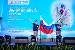 RoboRave 2019 Čína