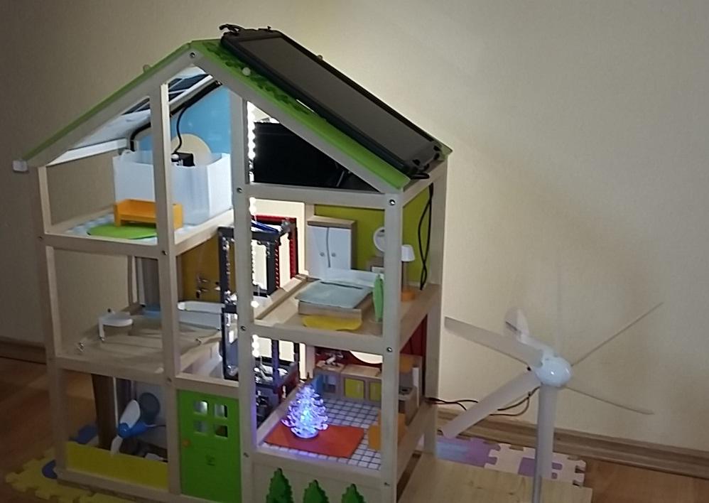 modelovanie ekologického a nízkoenergetického domu